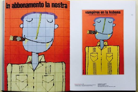 Heho en Cuba - Il cinema nella grafica cubana - On printed paper