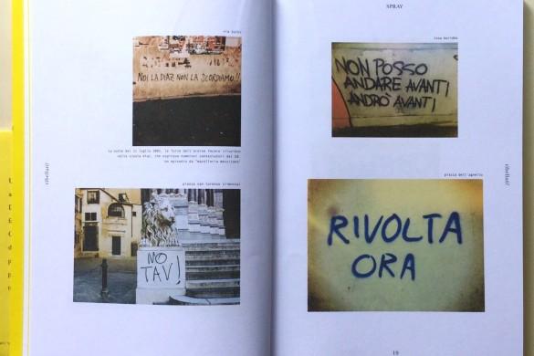 Genova sui muri - Tuss - On printed paper