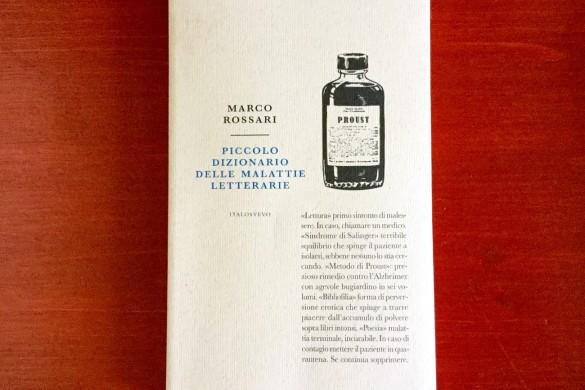 Piccolo dizionario delle malattie letterarie - Marco Rossari - On printed paper