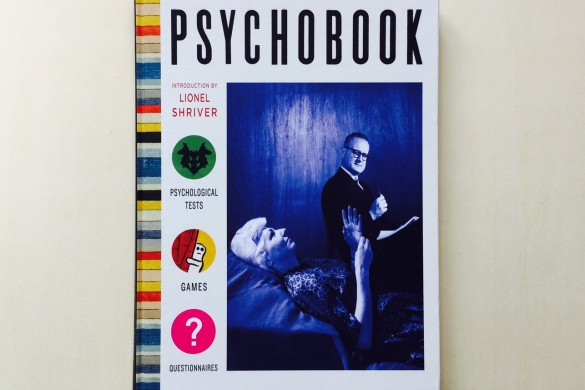 Psychobook - On printed paper