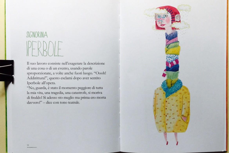 Che figura - Cecilia Campironi - Illustration - On printed paper