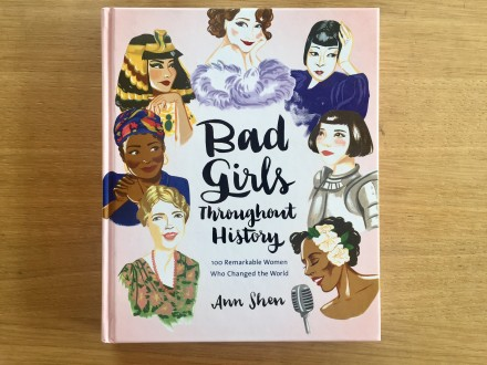 Bad Girls Throughout History - Ann Shen - On printed paper