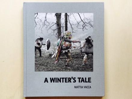 A winter's tale - Mattia Vacca - On printed paper
