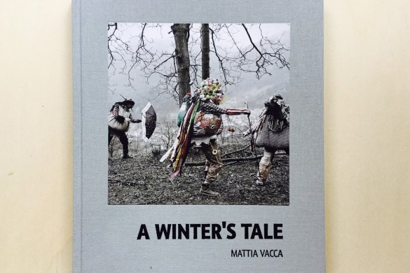 A winter's tale - Mattia Vacca - On printed paper