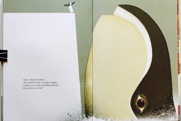 Il pinguino che aveva freddo - Philip Giordano - On printed paper