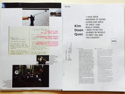 x=Rivista d'artista - On printed paper