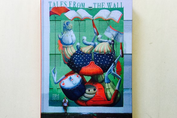 Tales from the wall - Zed1 - Crowdbooks Publishing - On printed paper