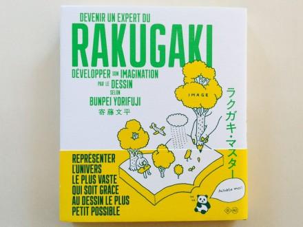 Devenir un expert de Rakugaki - Bunpei Yorifuji - On printed paper
