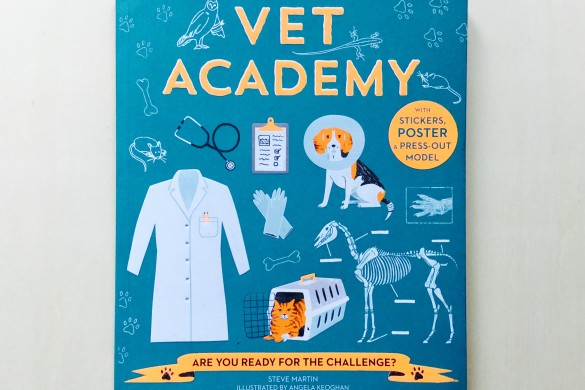 Vet Academy - Ivy Kids - On printed paper