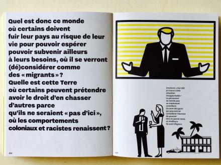 Notre Monde à Changer! - Lars Müller Publishers - On printed paper