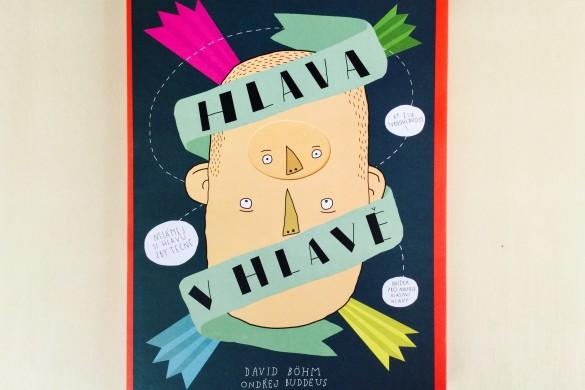 Hlava V Hlave - David Bohm - Ondrej Buddeus - On printed paper