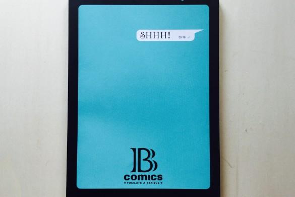 Maurizio Ceccato - Lina Monaco - SHHH! B Comics - Fucilate a strisce - On printed paper